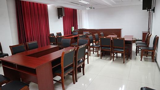 希星肥业会议室